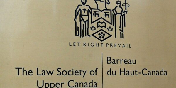The Law Society of Upper Canada
